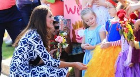 Why Kate Middleton is no role model for my daughter.