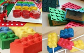 How to throw a Lego party that isn't square.