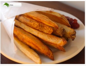 Healthy Hot Chips