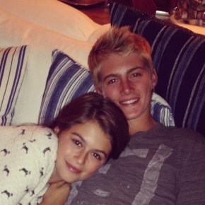 Presley and Kaia, Cindy Crawford's gorgeous children