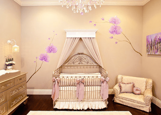 celeb baby rooms: slide 3
