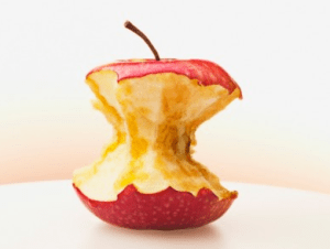 Apparently we've been eating apples wrong our whole lives