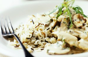 5 family friendly dinners: Cheat's chicken stroganoff, spicy beef stir fry and more