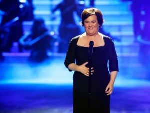 Susan Boyle reveals shock diagnosis