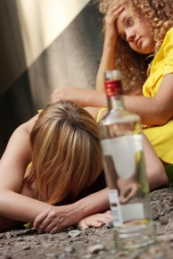 Signs you are raising a future binge drinker