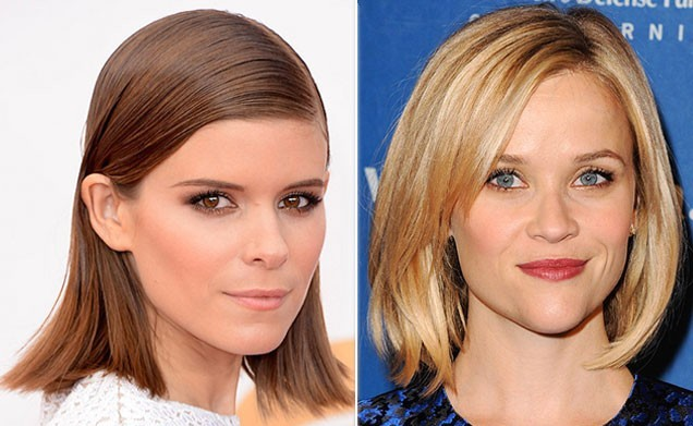 "Need a chop? The new bob doesn't have to be ""mum hair""."