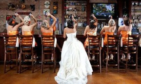 The official guide to being a good bridesmaid.