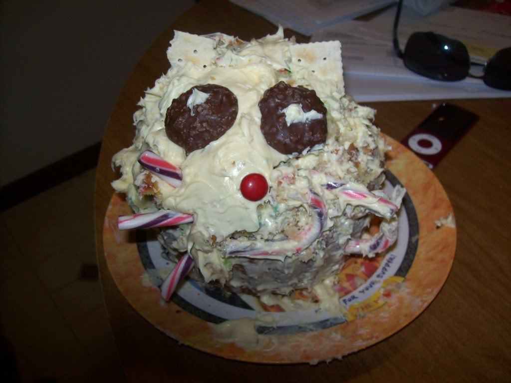 The ultimate cake fails