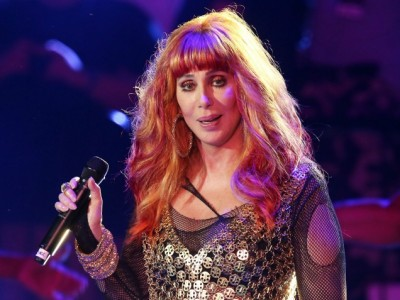 cher-onstage