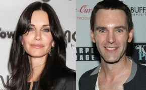 Courteney Cox is getting married.