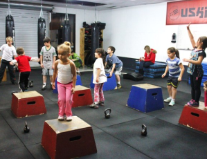 CrossFit for toddlers – are they serious?