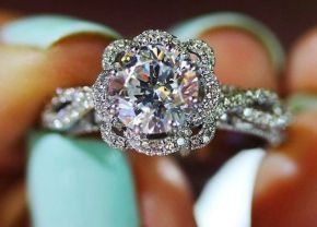 These are the engagement rings that everyone is after right now.