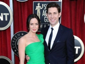 Village Gossip: Emily Blunt's bundle of joy