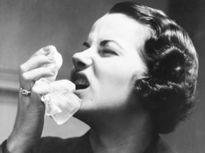 The one thing you shouldn't do when you think you're getting sick.