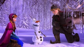 Parents, beware: Apparently Frozen might see your kids catch 'the gay'.