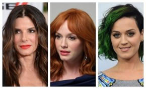 Want to change your hair colour? Here are 35 celebrities to help.