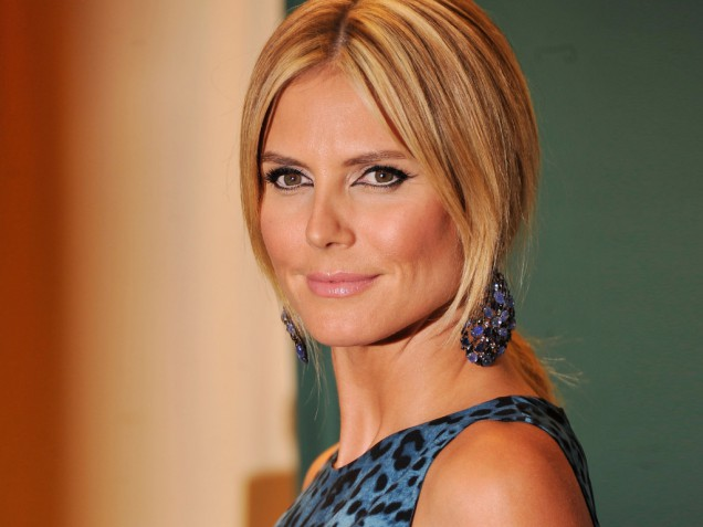 Heidi Klum learns from Kate Middleton