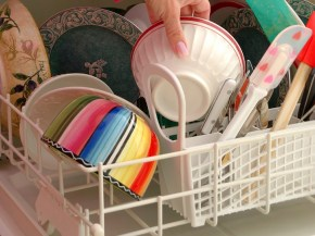 Yep, there's a science to loading your dishwasher. A SCIENCE.