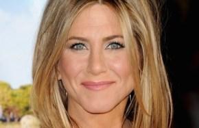 Jennifer Aniston talks about motherhood.