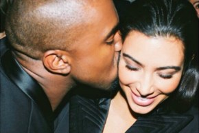Happy one year anniversary Kimye!