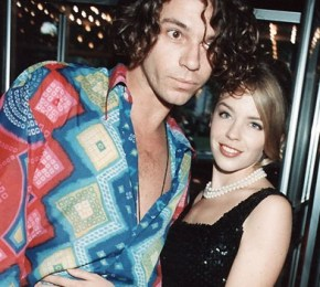 "Kylie Minogue on Michael Hutchence: ""He was so many of my firsts""."