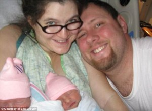 They said my husband had 18 months to live… so I got pregnant