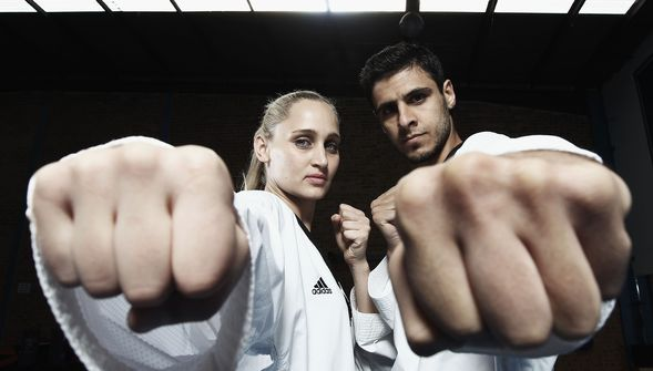London Olympics. A guide to Tae Kwondo