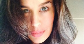Megan Gale… Oh no you didn't.
