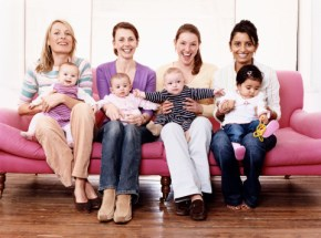 The 5 kinds of mums you'll meet at Mothers' Group.