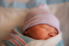 How soon is too soon to visit a newborn in hospital?