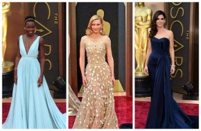 Live from the red carpet: All the 2014 Oscars dresses