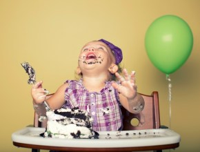 """I hosted my daughter's birthday party at home….and almost lost my mind."""
