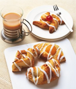 Mary Berry's Danish pastries