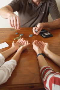 When do teens grow out of pocket money?