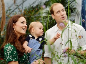 The most surprising person snubbed Prince George's birthday party.