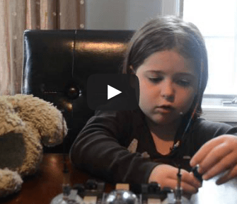 This 6-year-old has a message for toy manufacturers