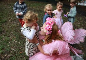 """Why I didn't give my daughter a first birthday party."""