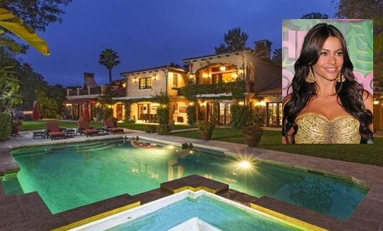Wow! Sofia Vergara has bought your dream home.
