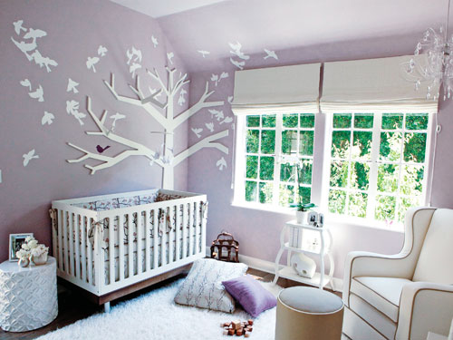 celeb baby rooms: slide 1