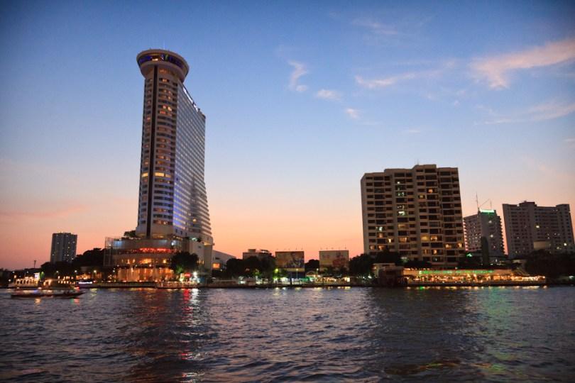 Chao Praya river cruise-0247