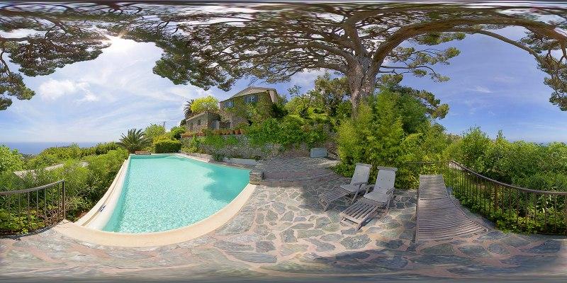 Maison de campagne, Corsica
