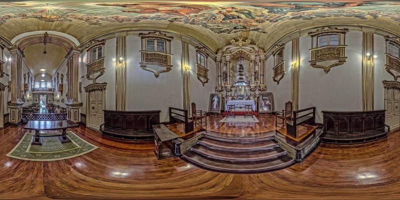Igreja Nossa Senhora da Boa Morte :: São Paulo/SP-Brasil - 360°