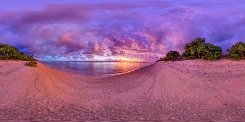 Abaiang Atoll - Kiribati