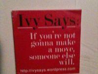 IVY Washroom