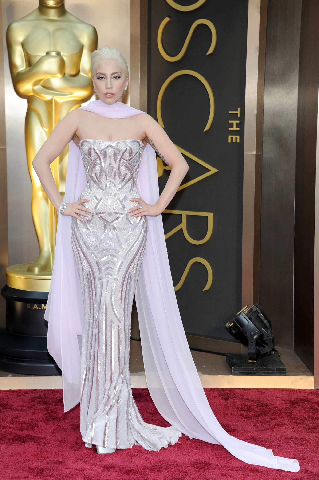 Oscars 2014 Red Carpet: The Best And Worst Dressed