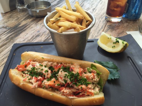 Acote lobster roll beirut review