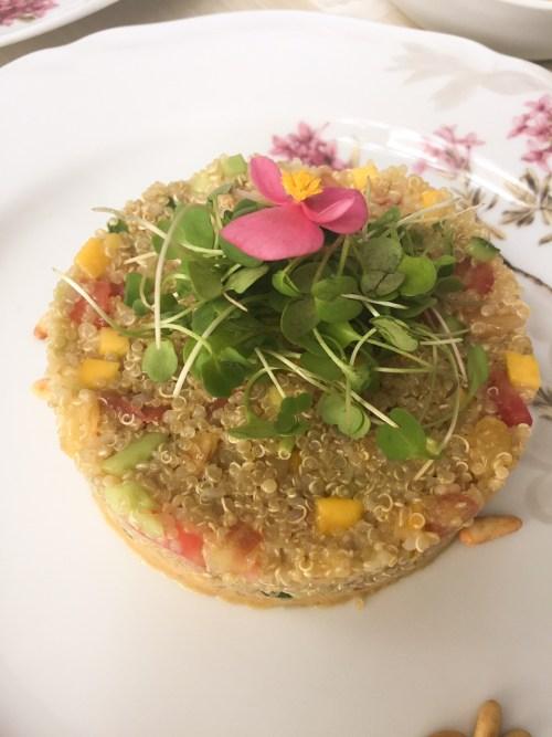 La Crêperie Quinoa salade