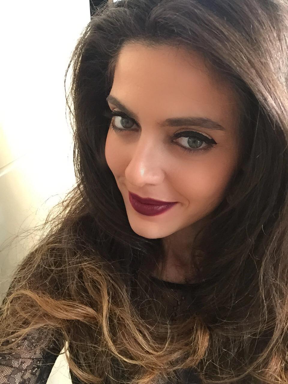 ivy says shiseido makeup look