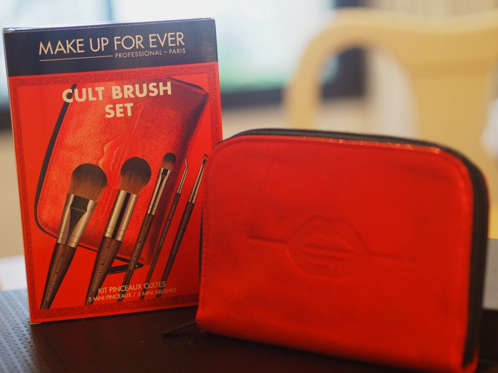 cult make up for ever brush