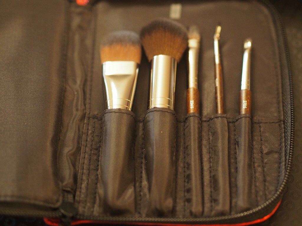 cult brush set make up for ever review